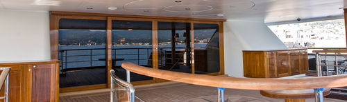 automatic stern sliding patio door for yachts EXTERIOR Rondal