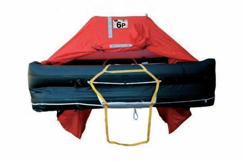boat blue water liferaft (ISO 9650-1) ITALY Eurovinil