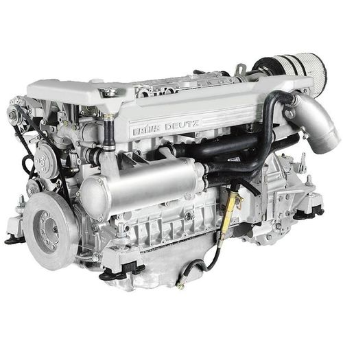 boat engine : in-board diesel engine 100 - 200 hp (direct injection, turbocharged) DT 66 - 125 KW (170 HP) VETUS
