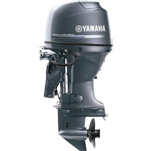 boat motor : 2-stroke outboard motor 50 hp F50 Yamaha Outboard Motors