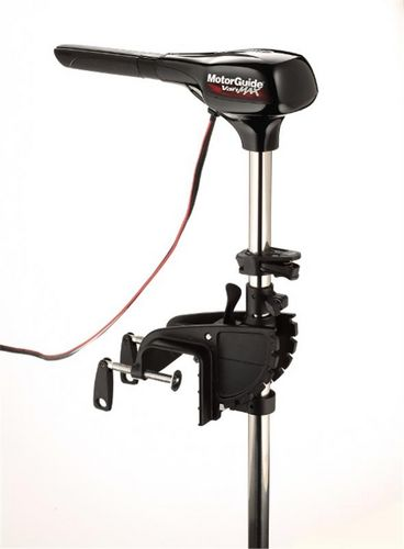 boat motor : electric outboard motor VARIMAX MotorGuide