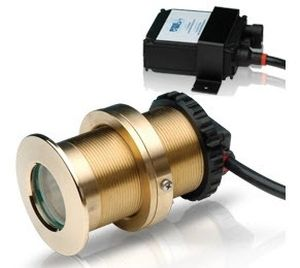 boat underwater light (xenon bulb, thru-hull, bronze) 0755 SERIES Hella Marine