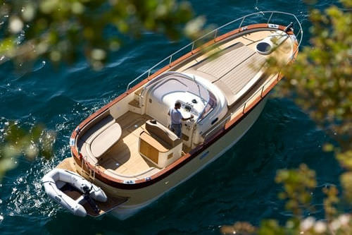 classic boat : open express-cruiser CORALLO 1000 SPORT CO.ME.NA