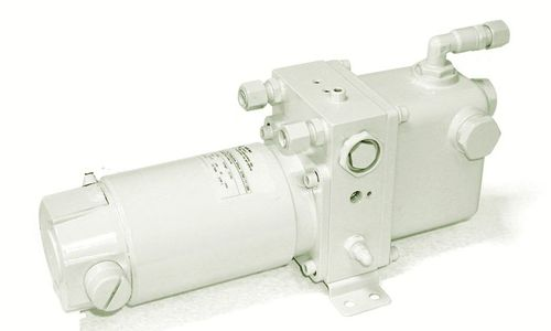 electric driven hydraulic power unit for boats (reversible) 24V Twin Disc