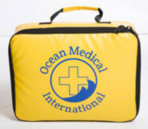 first aid kit for dinghy ADVANCED TENDER Ocean Medical International