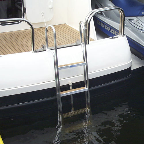 foldaway boat ladder Mar Quipt