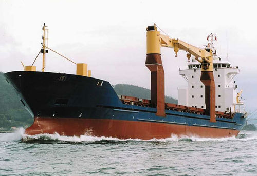 general cargo ship (shipyard) 6700 DWT / HELGOLAND Factorias Juliana, S.A.U.