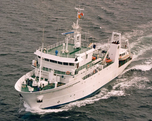 oceanographic research vessel (shipyard) 700 DWT / VENTURA Factorias Juliana, S.A.U.