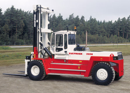 port and terminal Ro-Ro forklift truck 32 - 52 TONS SVETRUCK