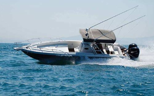 sport-fishing boat : outboard center console boat (twin engine) SEADAN 360OF Al Dhaen Craft