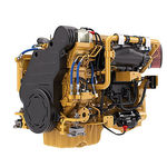 commercial engine / inboard / propulsion / diesel