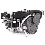 Commercial engine / inboard / diesel / turbocharged C12.9 Caterpillar Marine Power Systems