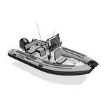 Outboard inflatable boat / diesel / semi-rigid / center console Pro 5.5 ZODIAC