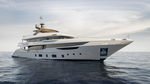cruising super-yacht / wheelhouse / open / 5-cabin