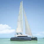 Catamaran sailboat / ocean cruising / flybridge SEVENTY 7 Lagoon