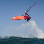 wave windsurf board / quad-fin / twin fin