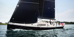 monohull / racing / open transom / carbon