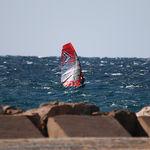 Racing windsurf sail / slalom / 8-batten REFLEX_8 Severne Sails