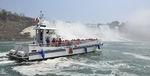 excursion boat / inboard waterjet / aluminum