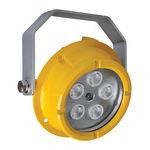 waterproof exterior lighting for terminals