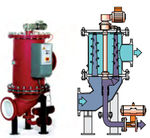 ballast water treatment system / for ships / with filter