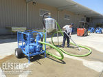 vacuum system / mobile / oil spill recovery