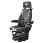 helm seat / for boats / for ships / with armrests