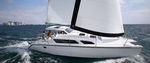 Catamaran sailboat / cruising / open transom / 3-cabin GEMINI 105MC Gemini Catamarans