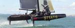 Catamaran sailboat / one-design / carbon / foiling SL 33 SL Performance