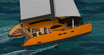 Cruising catamaran (sailboat, custom-made) YOUNG 52 52' 6