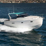 Motor-boat : in-board cabin-cruiser SPIRIT 31 OPEN  31' 1