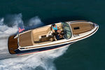 motor-boat : in-board runabout (with cabin) CORSAIR 25 Chris Craft
