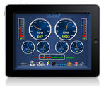 software for monitoring and alarm systems for boats (for iPad) Simon2 Palladium Technologies