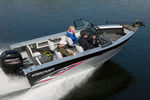 sport-fishing boat : outboard center console boat SUPERFISHERMAN 186 Stardeck by starcraft