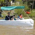 2 seater pedal boat - SPRITE