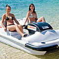 4-place pedal boat - SUNNY H2O