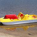 4-place pedal boat - KAPRYS