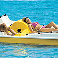 5 seater pedal boat - SUNNY R
