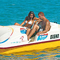 5 seater pedal boat - PAGURO 5