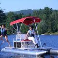 aluminum pedal boat - AQUA CYCLE II