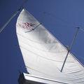sailboat in-boom furling system - JEANNEAU 39I