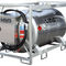 hydrocarbon tank / liquid / for boats / with transfer pump