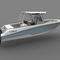 Center console monohull boat / twin-engine / sport-fishing / 8-person max. 302 FISHERMAN Wellcraft