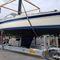 handling trailer / shipyard / hydraulic