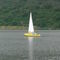 Rigid inflatable sailing dinghy / cat boat SAILING CATALITE RIB African Cats