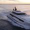 cruising motor yacht / wheelhouse / GRP / displacement hull