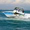 outboard walkaround / center console / sport-fishing / 8-person max.