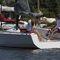 monohull / day-sailer / open transom / 1-cabin