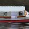 ambulance boat / outboard / rigid hull inflatable boat