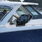 outboard express cruiser / twin-engine / hard-top / bowrider